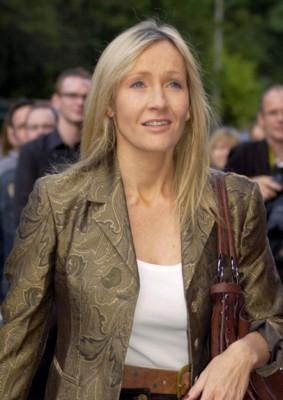 J.K. Rowling poster G215477