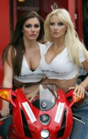Michelle Marsh & Lucy Pinder picture G218122