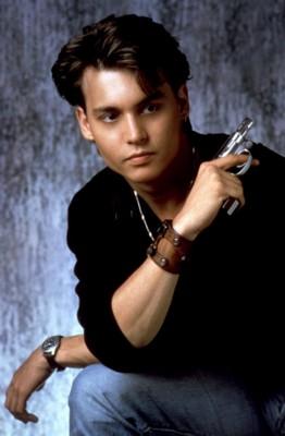 Johnny Depp poster G220187