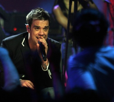 Robbie Williams poster G225514
