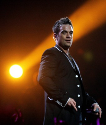 Robbie Williams poster G225516