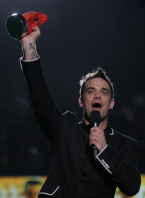 Robbie Williams poster G225517