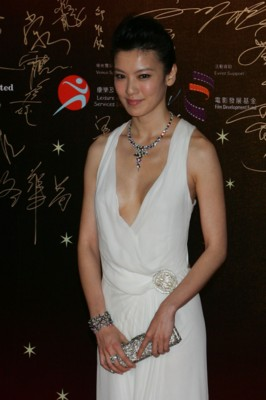 Kelly Lin poster G231191