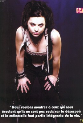 Amy Lee poster G23823