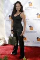 Tia Carrere Arriving picture G238643