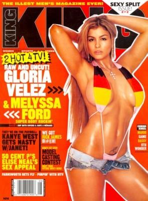 Gloria Velez poster G24759