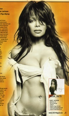 Janet Jackson poster G24827