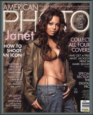Janet Jackson poster G24828