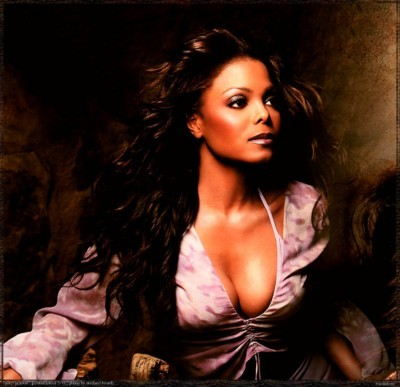 Janet Jackson poster G24835