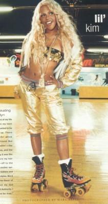 Lil Kim poster G25336