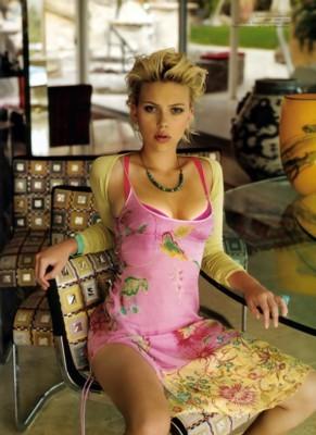 Scarlett Johansson poster G25765