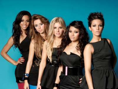 The Saturdays poster G296033