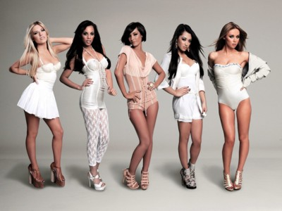 The Saturdays poster G296034