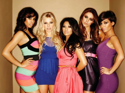 The Saturdays poster G296035