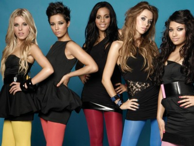 The Saturdays poster G296036