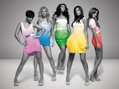 The Saturdays poster G296037