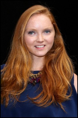 Lily Cole poster G296592