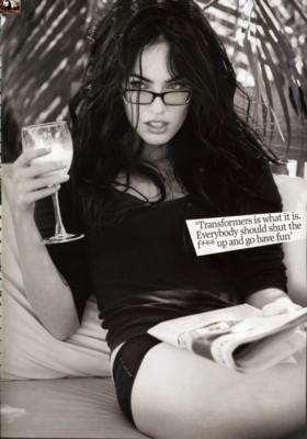 Megan Fox poster G297282