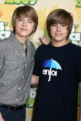Cole and Dylan Sprouse poster G299006