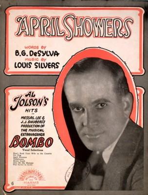 Al Jolson poster G299785