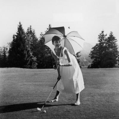 Audrey Hepburn poster G300550