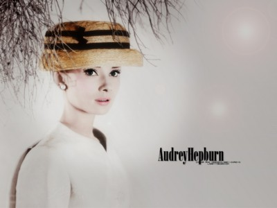 Audrey Hepburn poster G300627