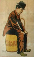 Charlie Chaplin picture G302276