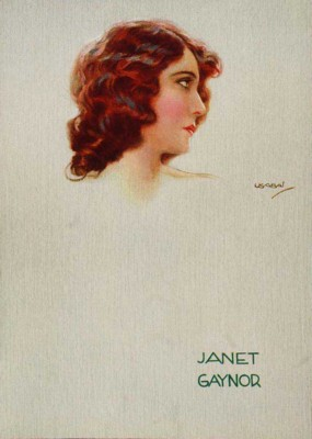Janet Gaynor poster G306397