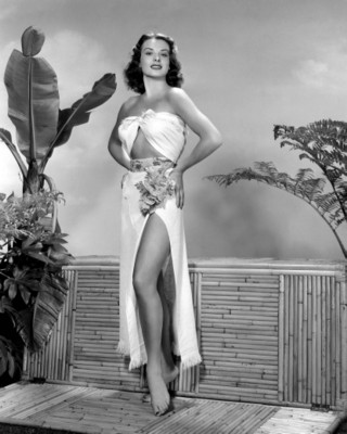 Jean Peters poster G306688