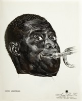 Louis Armstrong picture G308434