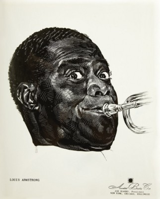 Louis Armstrong poster G308437