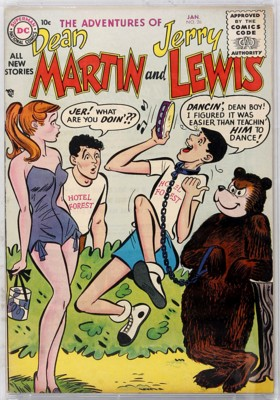 Martin and Lewis poster G309728