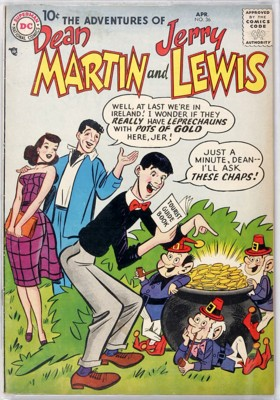 Martin and Lewis poster G309733