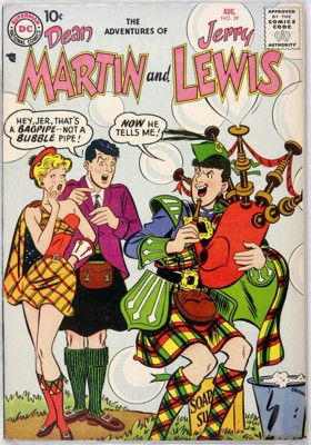 Martin and Lewis poster G309735