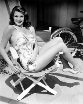 Rita Hayworth poster G310920
