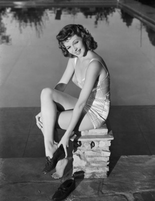 Rita Hayworth poster G310925
