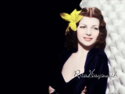 Rita Hayworth poster G310937