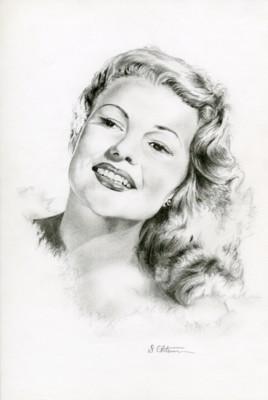 Rita Hayworth poster G310938