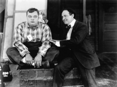 Roscoe Arbuckle Fatty poster G311084