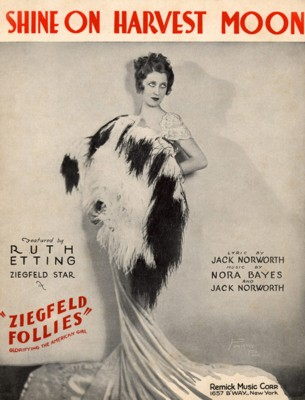 Ruth Etting poster G311153