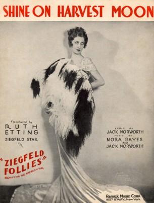 Ruth Etting poster G311153