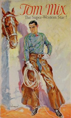 Tom Mix poster G311904