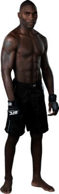 Anthony Rumble Johnson poster G312667