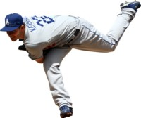 Clayton Kershaw picture G312920