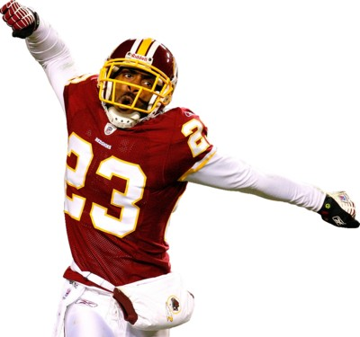 DeAngelo Hall poster G313049