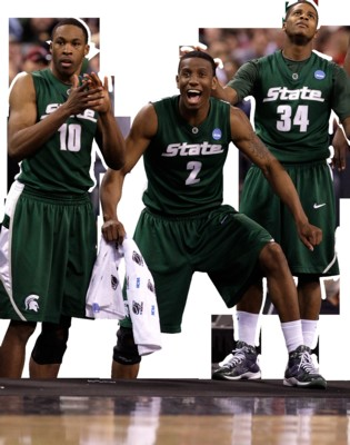 Delvon Roe, Raymar Morgan, Korie Lucious poster G313059