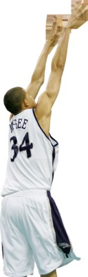 JaVale McGee poster G313461