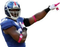 Justin Tuck picture G313682