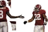 Mark Ingram and Julio Jones picture G313877