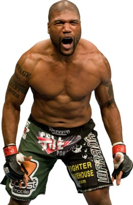 Quinton Rampage Jackson poster G314110
